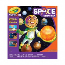 Crayola STEAM Solar System Science Kit