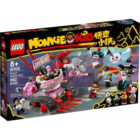 LEGO Monkie Kid 80026 Pigsy's Noodle Tank