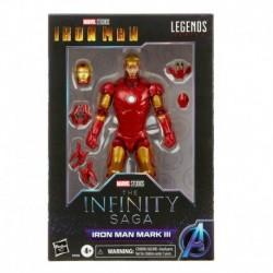 Marvel Legends Series Iron Man Mark 3