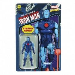 Marvel Legends Retro 3.75 Stealth Suit Iron Man