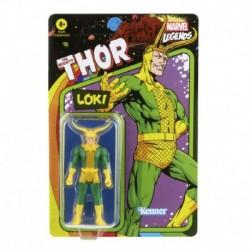 Marvel Legends Retro 3.75 Loki