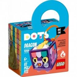 LEGO DOTS 41939 Bag Tag Dragon