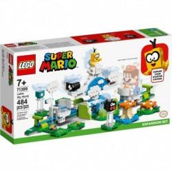 LEGO Super Mario 71389 Lakitu Sky World Expansion Set