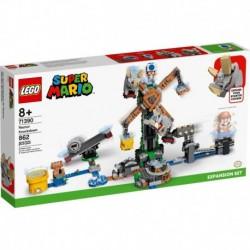 LEGO Super Mario 71390 Reznor Knockdown Expansion Set