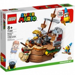 LEGO Super Mario 71391 Bowser's Airship Expansion Set