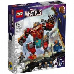 LEGO Marvel Avengers 76194 Tony Stark's Sakaarian Iron Man