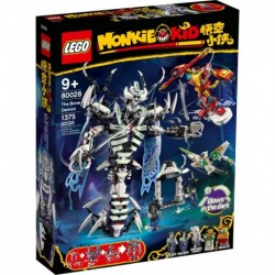 LEGO Monkie Kid 80028 The Bone Demon