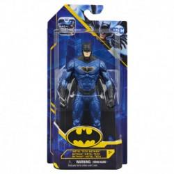 Batman 6-Inch Action Figure Metal Tech Batman