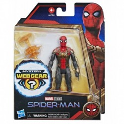 Marvel Spider-Man Mystery Web Gear Iron Spider Integrated Suit