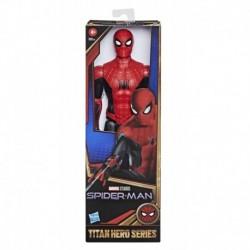 Marvel Spider-Man Titan Hero Series New Black And Red Suit Spider-Man