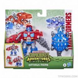 Transformers Dinobot Adventure Optimus Prime