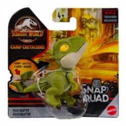 Jurassic World Snap Squad Camp Cretaceous Velociraptor