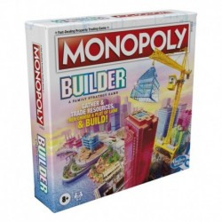 Monopoly Builder Board Game