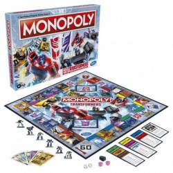 Monopoly: Transformers Edition Board Game