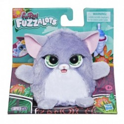 FurReal Fuzzalots Kitty Color-Change Interactive Feeding Toy
