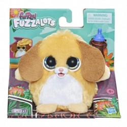 FurReal Fuzzalots Puppy Color-Change Interactive Feeding Toy