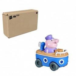 Peppa Pig Peppa's Adventures Peppa Pig Little Buggy Vehicle (Grandpa Pig in His Boat)