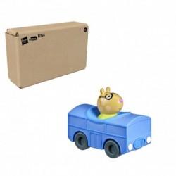 Peppa Pig Peppa's Adventures Peppa Pig Little Buggy Vehicle (Pedro Pony in School Bus)