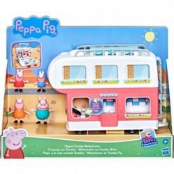 Peppa Pig Peppa's Adventures Peppa's Family Motorhome
