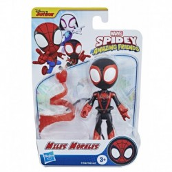 Marvel Spidey and His Amazing Friends Miles Morales