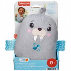 Fisher-Price Chill Vibes Walrus Soother
