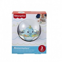 Fisher-Price Watermates Roll & Crawl Narwhal