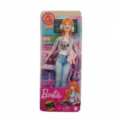 Barbie Career of The Year 2021 Music Producer (Orange Hair)