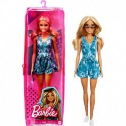 Barbie Fashionistas Doll Blonde and Blue Jumpsuit