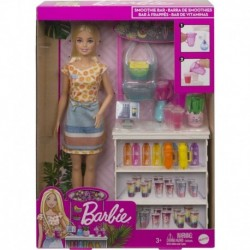 Barbie Smoothie Bar Playset