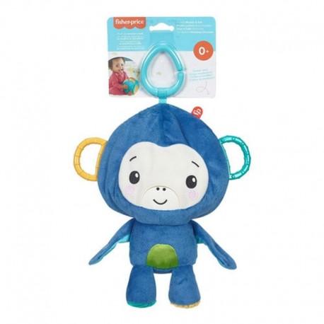 Fisher-Price Activity Monkey & Ball