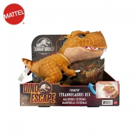 Jurassic World Dino Escape Press & Roar Chompin Trannosaurus Rex