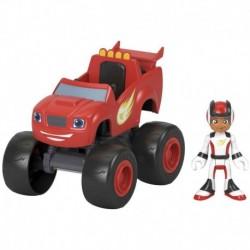 Blaze and the Monster Machines Blaze & AJ