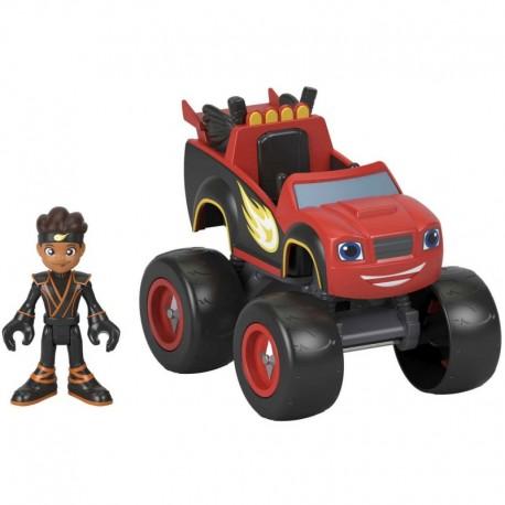 Blaze and the Monster Machines Ninja Blaze & AJ