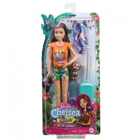 Barbie and Chelsea The Lost Birthday Skipper Doll and Accessories