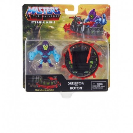 Masters of the Universe Eternia Minis Skeletor & Roton Pack