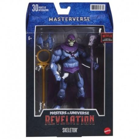 Masters of the Universe Masterverse Revelation Skeletor Action Figure
