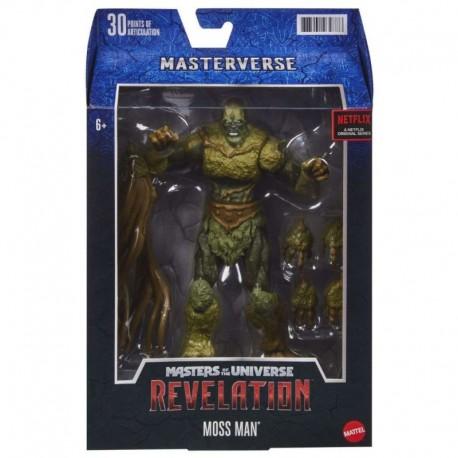 Masters of the Universe Masterverse Revelation Moss Man Action Figure