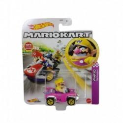 Hot Wheels Mario Kart Replica Die-Cast - Wario Badwagon