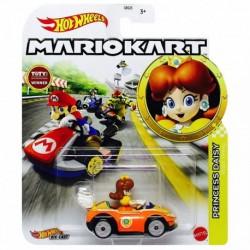 Hot Wheels Mario Kart Replica Die-Cast - Princess Daisy Wild Wing