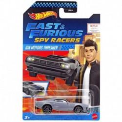 Hot Wheels Fast & Furious Spy Racers Ion Motors Thresher (Grey)