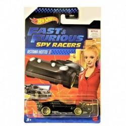 Hot Wheels Fast & Furious Spy Racers Astana Hotto (Black)