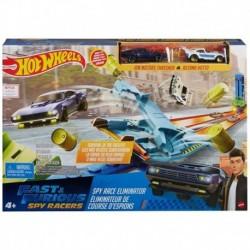 Hot Wheels Fast & Furious Spy Racers Spy Race Eliminator Vehicle