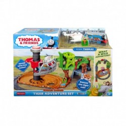 Thomas & Friends Sodor Safari Tiger Adventure Set