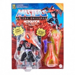 Masters of the Universe Origins Deluxe Action Mosquitor Figure