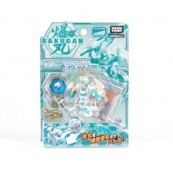 Bakugan Battle Planet BG002 Zentaur White Basic Pack (Exclusive)