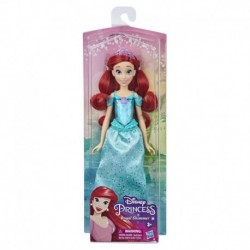 Disney Princess Royal Shimmer Ariel Doll, Fashion Doll with Skirt and Accessories
