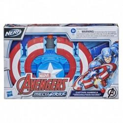 Marvel Avengers Mech Strike Captain America Strikeshot Shield Role Play