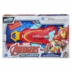 Marvel Avengers Mech Strike Role Play Iron Man Strikeshot Gauntlet
