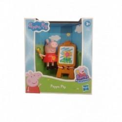 Peppa Pig Peppa's Adventures Peppa's Fun Friends Preschool Toy, Peppa Pig Figure