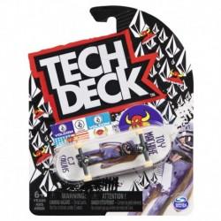 Tech Deck Single Pack Fingerboard S21 - Toy Machine CJ Collins